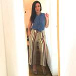 Pantalone-cropped