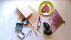 Sushi ingredienti