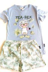 Pigiama donna Happy People serie Tea-Rex