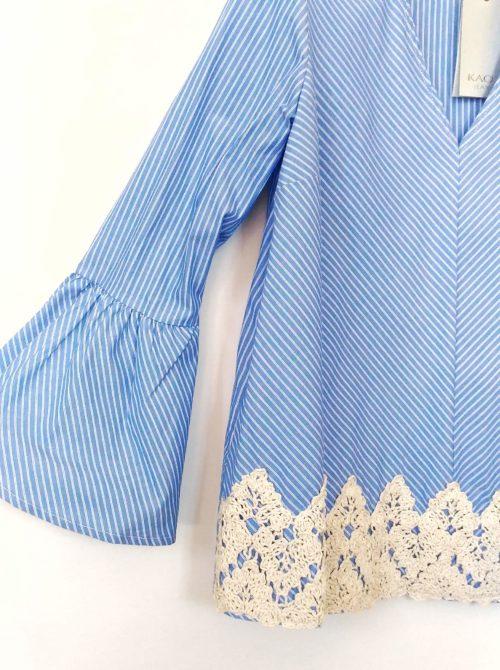 manica camicia cotone Kaos