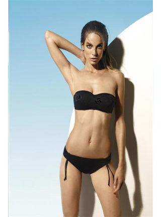 Bikini Parah beachwear modello fascia coppa estraibile