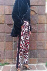 Pantalone donna maculato collezione Kaos