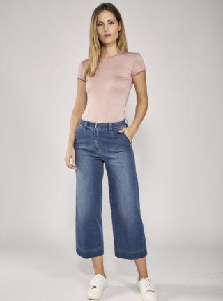 Jeans donna Iber largo modello Lina