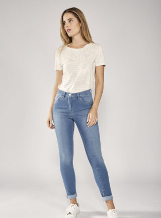 Jeans donna Iber modello Rhime push up