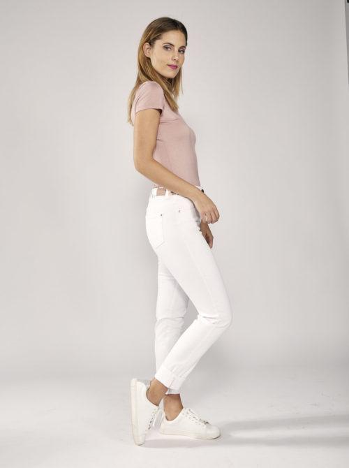 Pantalone jeans Iber cotone modello Luxor