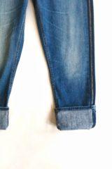 dettaglio jeans kaos gamba