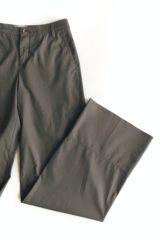 dettaglio pantalone kaos cotone
