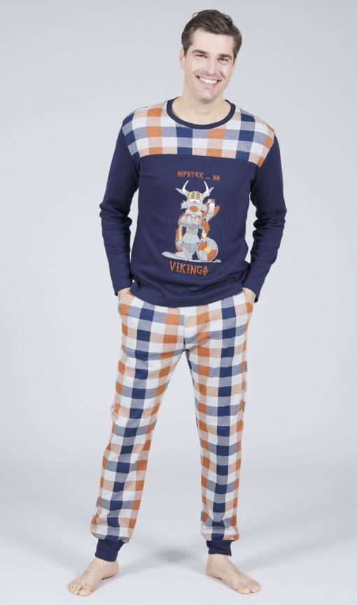 pigiama uomo collezione Happy People serie Hipster