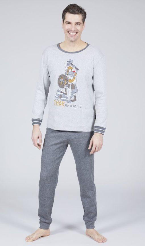 pigiama uomo collezione Happy People serie Thor