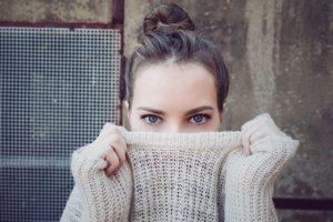 Maglioncino lavorazione tricot