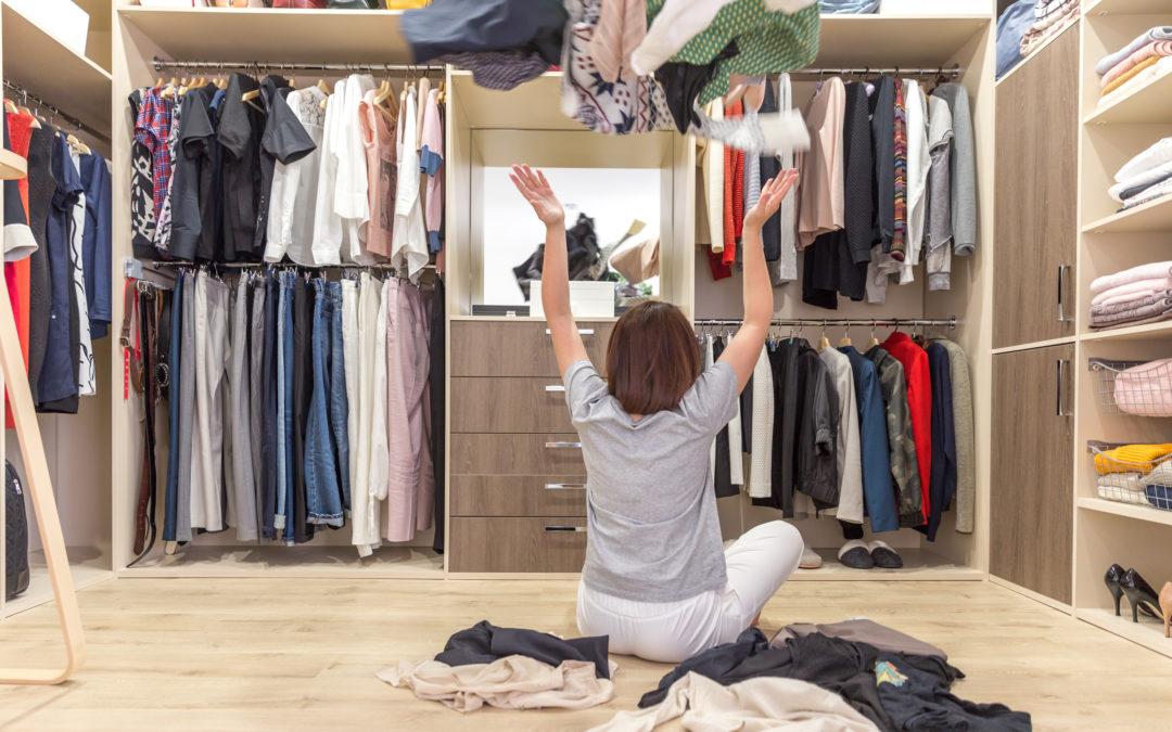 Cambio armadio 6 consigli per non impazzire