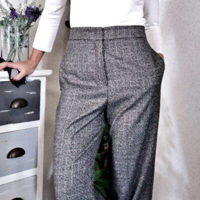 Pantalone donna Kaos lungo con tasche