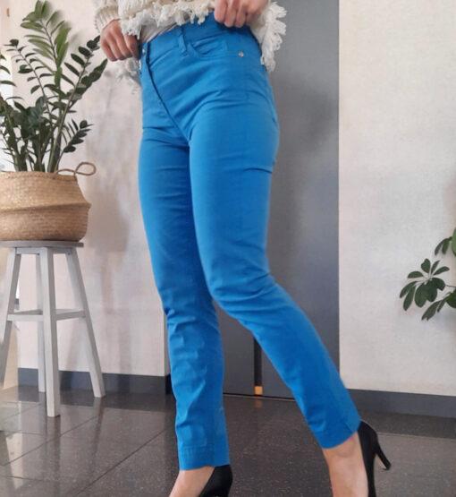 pantaloni donna Kaos modello cinque tasche in cotone