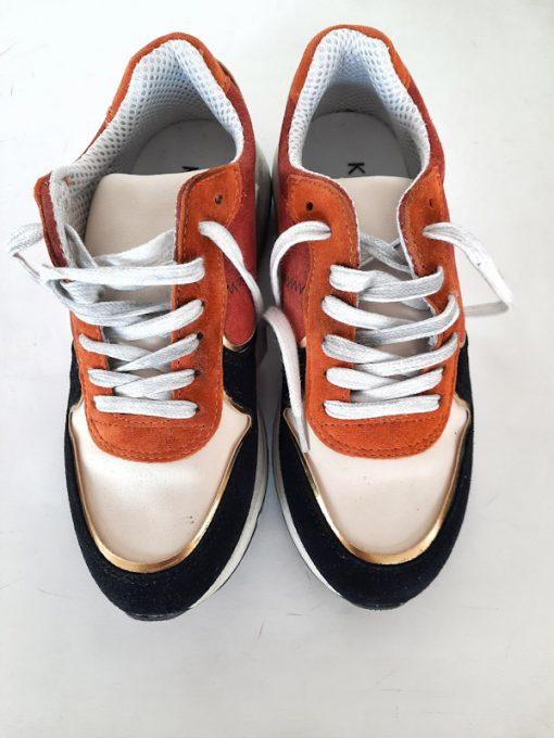 sneakers donna basse sportive esclusiva modello stringato